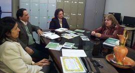 Reunião para discutir a realização do Evento